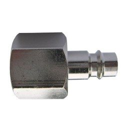 "1/2"" air coupler plug, internal thread"