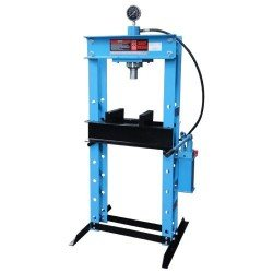 Hydraulic shop press 30t