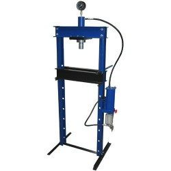 Pneumatic-hydraulic shop press 20t