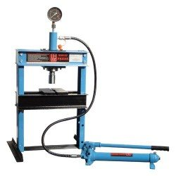 Hydraulic shop press 10t, table top