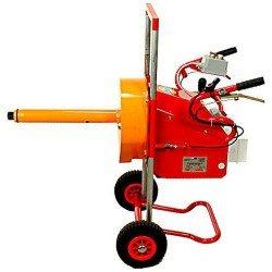 Elektromos csavarlehajtó, 2500Nm, munka hossz. 310-710mm