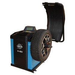Centírozó, kerékkiegyensúlyozó gép, automata, 5 alu program