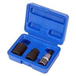 """Ötszög készlet, 1/2"""" 14, 19mm, bit 10mm"""