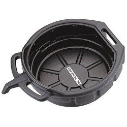 Oil drain pan, 14l