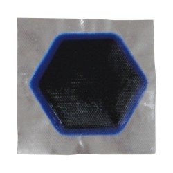 Diagonal tyre patch, 45mm