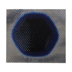 Gumijavító folt, diagonál, 27mm