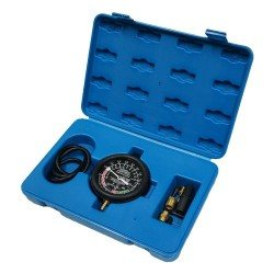 Vákuum- és nyomásmérő óra