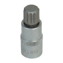 M16 XZN bit, váltóolaj csavarokhoz, féknyergekhez