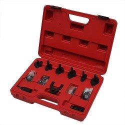Common Rail injektor pumpa nyomásellenőrző