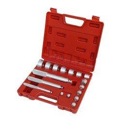 Csapágy, szimering, ki- és beütő készlet, 8-24mm