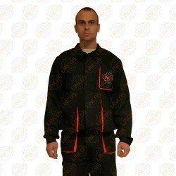 Dzsekifazonú kabát, 58-es méret