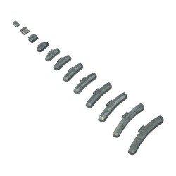 Centírozó súly acél felnikhez, felüthető