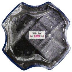 Diagonál gumijavító folt, KD 56