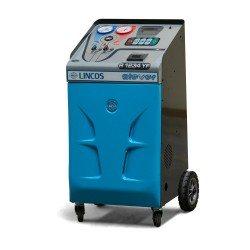 Klímatöltő gép, R134a hűtőközeghez, automata, nyomtatóval
