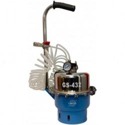 Пневматичен уред за подмяна на спирачна течност