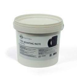 Fehér gumiszerelő paszta, 5L