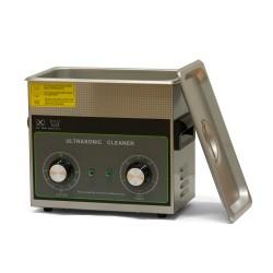 Ultrahangos tisztító, LED-es kijelzővel, 3l tartállyal