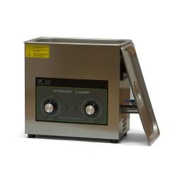 Ultrahangos tisztítógép, 6l, 150W