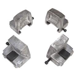 Alumínium kerékvédő szett, teher kerékszerelő gépekhez