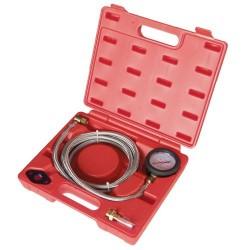 Уред за измерване на налягането на изгорелите газове