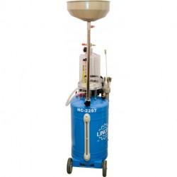 Пневматичен уред за изтоване на отработено масло, 80 L